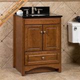 Cabina de cuarto de baño de la alta calidad de la cabina de la vanidad del cuarto de baño de madera sólida Fed-6056