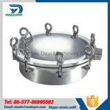 Saneamento de aço inoxidável 304 ou 316 Tanque Circular manway Porta
