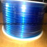 Boyau en plastique transparent matériel neuf de 100% pour les pièces d'auto (12*8mm*100m)
