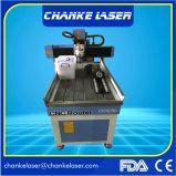 De mini CNC Machine van de Router voor het Acryl Houten Koper van het Aluminium