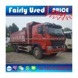Camion à benne basculante utilisé de HOWO A7 de camion- de 6X4 HOWO