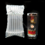 ガラスワインのための空気コラムのクッション袋