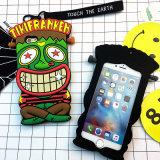 iPhone 6s аргументы за полного покрытия клоуна зуба Cartton способа смешное плюс