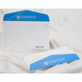 Enveloppes d'impression excentrée de papier de fantaisie de la taille C5/papeterie