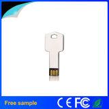 Geformtes Schlüsselmetallmini-USB-Blinken-Laufwerk