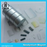 Magneten op hoge temperatuur van de Ring van de Materialen van de Cirkel de Magnetische