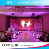 P6.25 SMD3528 Innenmiete LED-Bildschirm 1500CD/M2 für Unterhaltungs-Ereignis