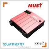 Qualité outre d'inverseur solaire hybride de réseau avec MPPT Controler solaire