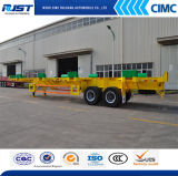 De 2 essieux de terminal remorque semi/véhicule de quai (WL9400MT)