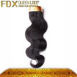 Волосы объемной волны 100% перуанские людские Remy (FDX-BB3)