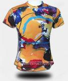 3D en gros a imprimé le T-shirt fait sur commande personnalisé