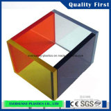 Transparent y Colored al por mayor Decorative Cast Plexiglass Sheet Price