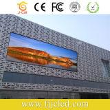 Visualizzazione di LED mobile dei tabelloni per le affissioni del camion video