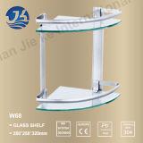 Étagère nette d'accessoires de salle de bains d'acier inoxydable (W68)