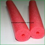 Tube protecteur personnalisé de mousse d'EPE des matériaux favorables 1/2 de mousse