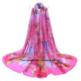 Form Pretty Butterfly Scarf und Infinity Loop