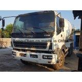 Caminhão do misturador de Isuzu da segunda mão do caminhão do misturador de Isuzu