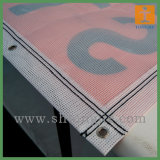 Custom Polyester Mesh Banner, PVC Mesh Banner for Sports Events (TJ-B01)