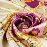 Sciarpa di seta della seta di modo delle donne di 100%