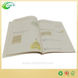 Книжное производство каталога Silk бумаги Pur связывая с ценой Afforedable (CKT-NB-414)