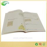 PurのAfforedableの価格(CKT-NB-414)の結合の薄葉カタログの本の印刷