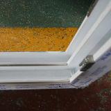 Kz334 ventana de desplazamiento blanca del perfil del color UPVC