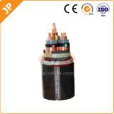 Кабель PVC сердечника высокого качества 4X10mm2 медный