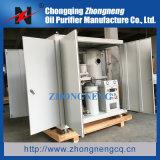 Máquina da limpeza do petróleo da purificação do óleo de lubrificação do purificador de petróleo hidráulico
