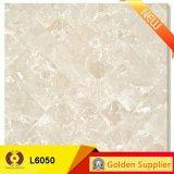Nuevo azulejo de mármol compuesto Super White Porcelana (R6013)