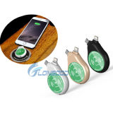 1 Micro Lightning Wireless Charging Receiver Adapterに付き2