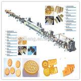 Производственная линия печенья сандвича цены по прейскуранту завода-изготовителя Китая