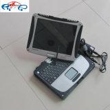 L'ordinateur portatif professionnel de PC d'ordinateur de Dignostic pour Panasonic CF-19 Toughbook peut ajuster C3/C4/C5 aucun HDD