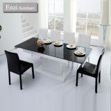 Einfacher Entwurfs-Speisetisch der Esszimmer-Möbel (CZ016B#)