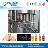 Máquina de rellenar carbonatada botella de la bebida del animal doméstico