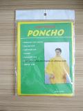 Желтая плащпалата PEVA/делает водостотьким и Windproof/PEVA/Raincoat