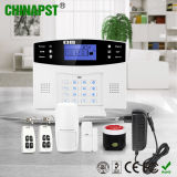2017 Hot Sale DIY Security Home Wireless GSM Alarm (PST-GA997CQN)