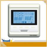 E53 La programación semanal de calefacción Termostato con pantalla LCD digital