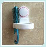 흡입 컵을%s 가진 화장실 머리 한번 불기 건조기 홀더 선반 조직자