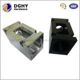Подгонянные высоким качеством части CNC Millinig подвергая механической обработке, центральные части машинного оборудования
