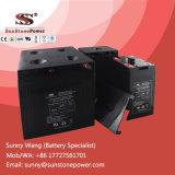 Bateria alternativa profunda da fonte de alimentação da bateria 2V 2000ah do gel do ciclo