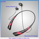 Fone de ouvido sem fio estereofónico do esporte de Bluetooth da alta qualidade a mais nova