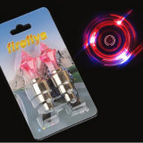 Indicatore luminoso materiale della protezione di valvola della bici del diamante di alta qualità della lega