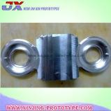 Piezas modificadas para requisitos particulares prototipo rápido del aluminio del metal