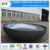 Protezione capa ellissoidale servita fornitore dell'estremità del tubo della Cina