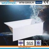 Bañera incorporada simple del delantal de la alta calidad de Cupc (WTM-02850)