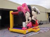 Kidsのための2016安いLovely Mouse Bouncy Jumping Castle