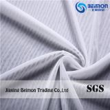 tela de engranzamento elástica do Spandex 20d de nylon, tela Warp-Knitted