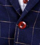 주문 남자는 적당한 한 벌/검사 Mens 양복을/한 벌을 측정하기 위하여 만들어 체중을 줄인다
