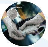 Отрежьте упорные перчатки покрынные PU, защитите перчатки, перчатки безопасности