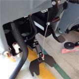 Машина чистки холодной воды двойной щетки Handheld для пакгауза